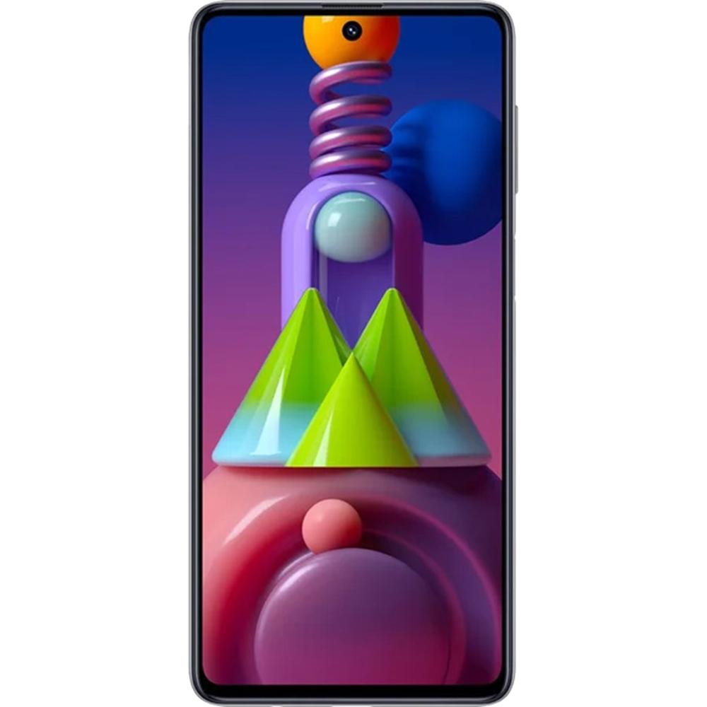 Galaxy M51 Dual Sim Fizic 128GB Alb 8GB RAM