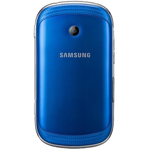 Galaxy music albastru s6010