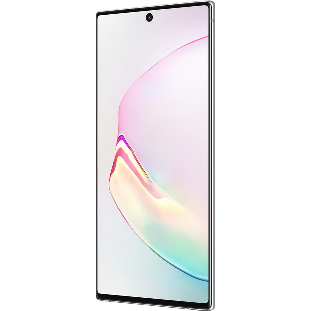 Galaxy Note 10 Dual Sim Fizic 256GB LTE 4G Alb Aura Snapdragon 8GB RAM