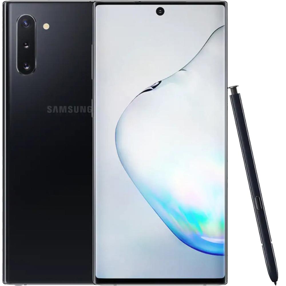 Galaxy Note 10  Dual Sim 256GB LTE 4G Negru Aura Exynos 8GB RAM
