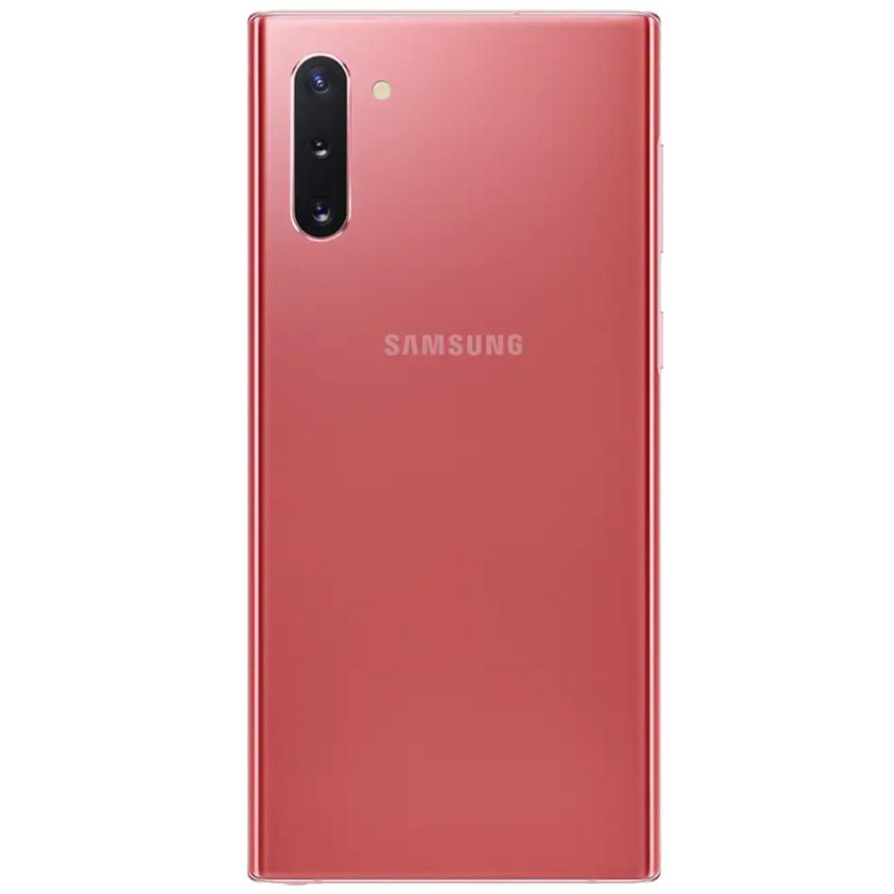 Galaxy Note 10  Dual Sim 256GB LTE 4G Roz Aura Exynos 8GB RAM