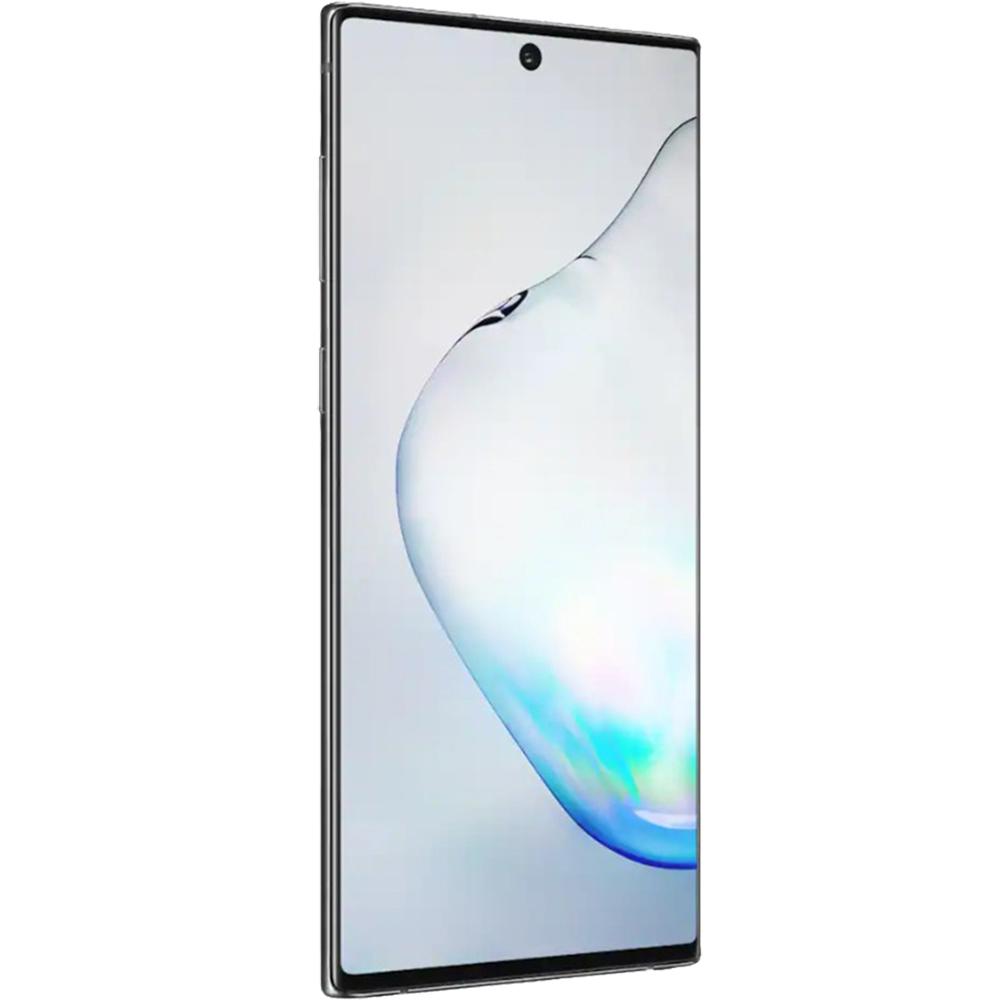Galaxy Note 10 Dual Sim Fizic 256GB LTE 4G Negru Aura Black Exynos 8GB RAM