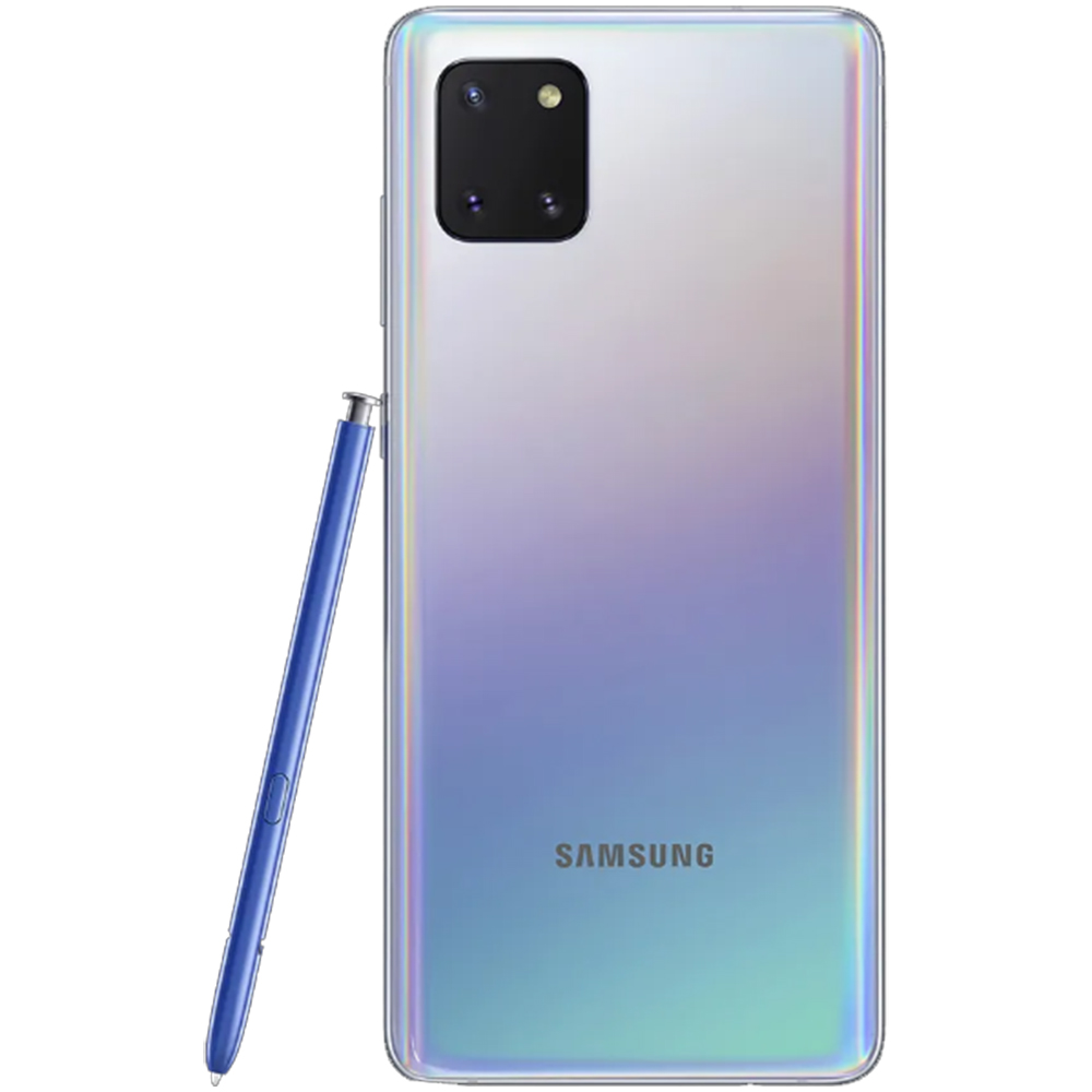 Galaxy Note 10 Lite Dual Sim Fizic 128GB LTE 4G Albastru Aura Glow 8GB RAM