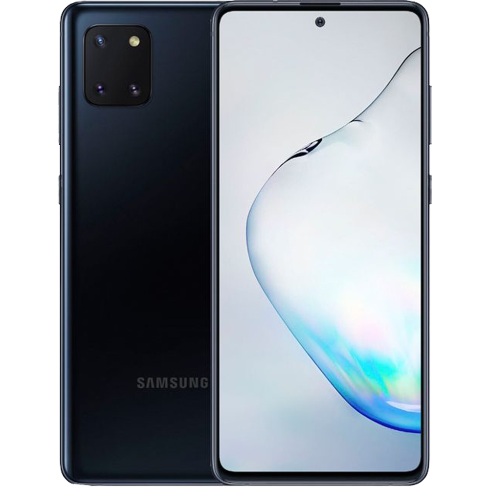 Galaxy Note 10 Lite Dual Sim Fizic 128GB LTE 4G Negru 8GB RAM