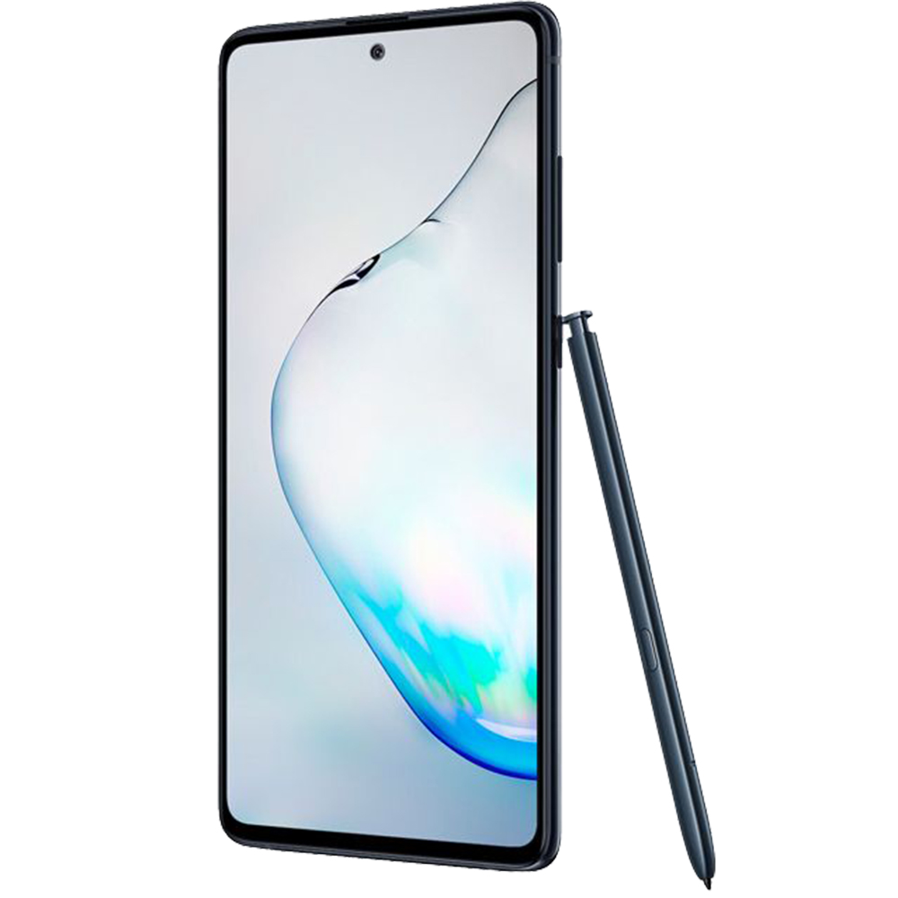 Galaxy Note 10 Lite Dual Sim Fizic 128GB LTE 4G Negru Aura Black 6GB RAM