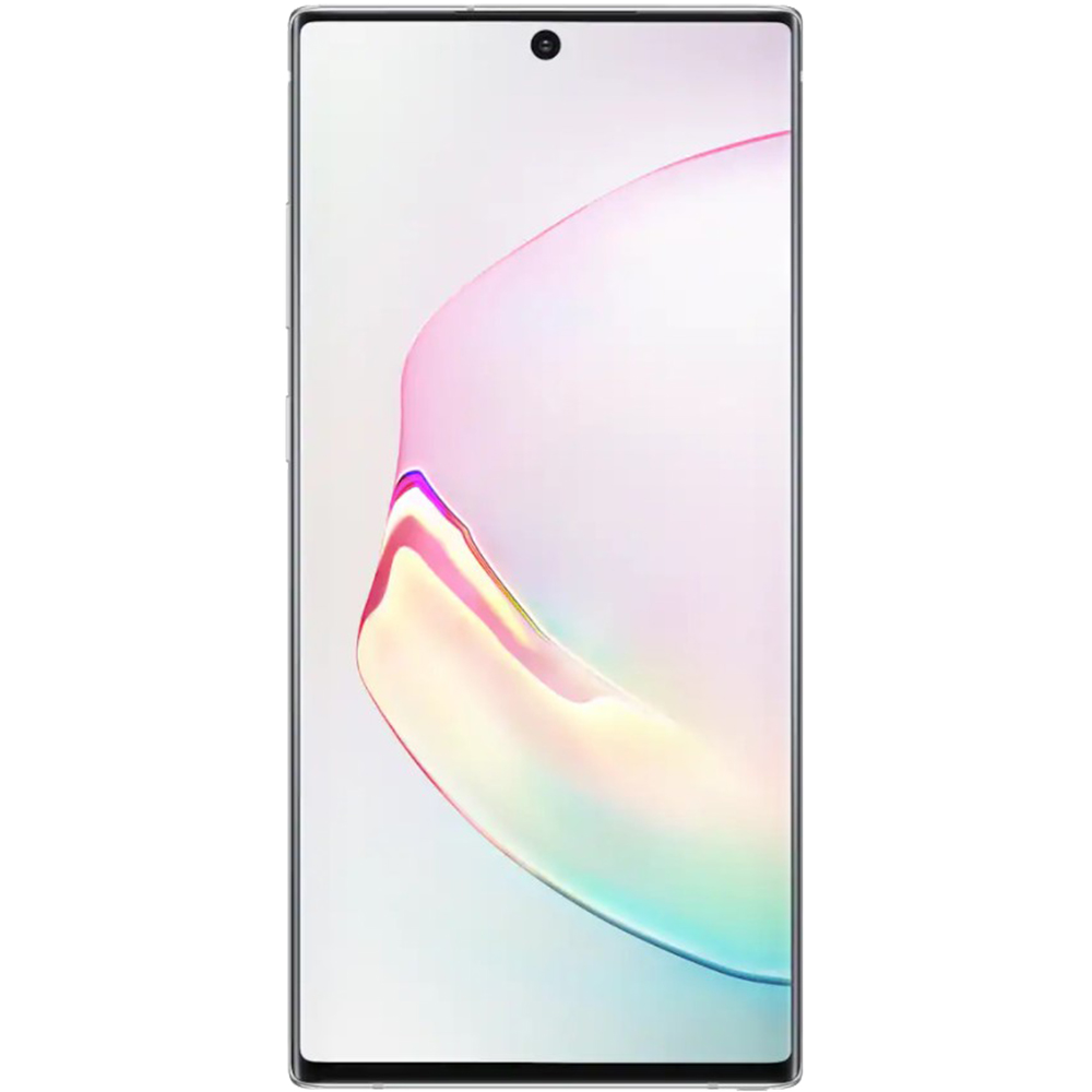 Galaxy Note 10 Plus Dual Sim Fizic 256GB LTE 4G Alb Aura Exynos 12GB RAM
