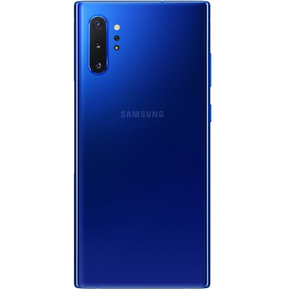 Galaxy Note 10 Plus  Dual Sim 256GB LTE 4G Albastru Aura 12GB RAM