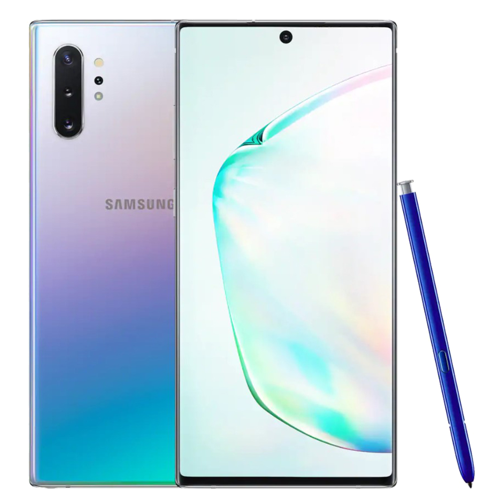 Galaxy Note 10 Plus Dual Sim Fizic 256GB LTE 4G Aura Glow Exynos 12GB RAM