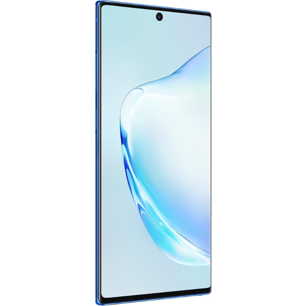 Galaxy Note 10 Plus Dual Sim Fizic 512GB LTE 4G Albastru Aura 12GB RAM