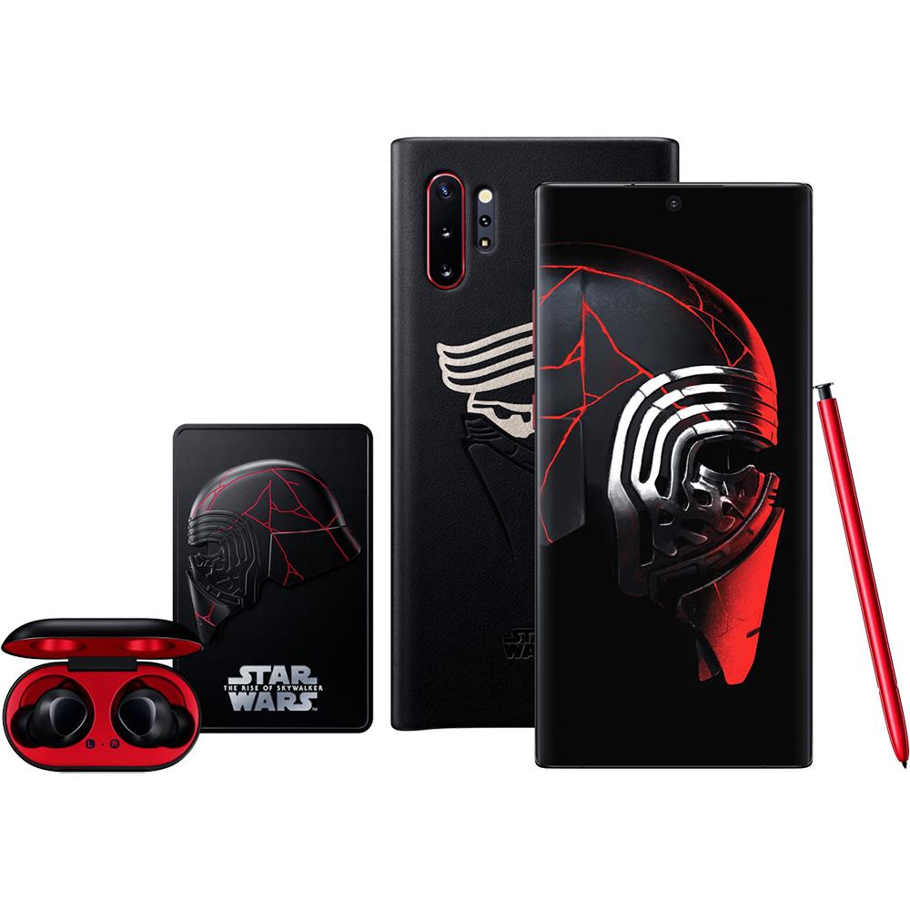 Galaxy Note 10 Plus Star Wars Special Edition Dual Sim Fizic 256GB LTE 4G Negru 12GB RAM