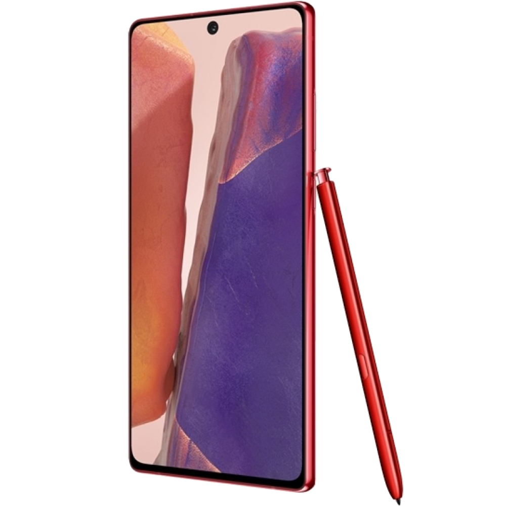 Galaxy Note 20 Dual Sim eSim 256GB 5G Rosu Mystic Red Snapdragon 8GB RAM