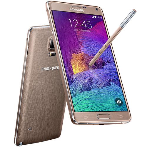 Galaxy Note 4 32GB LTE 4G Auriu 3GB RAM