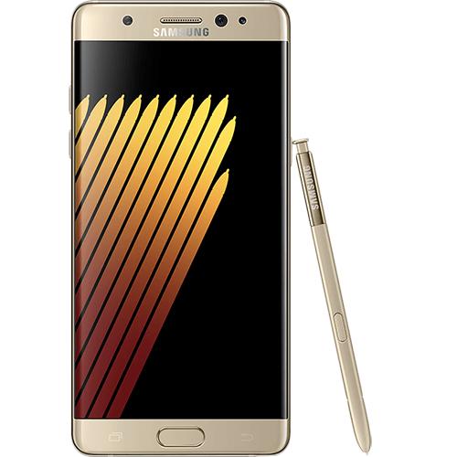 Galaxy Note 7 Dual Sim 64GB LTE 4G Auriu
