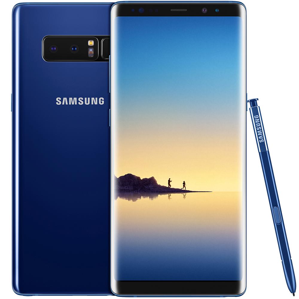 Galaxy Note 8  Dual Sim 64GB LTE 4G Albastru  6GB RAM