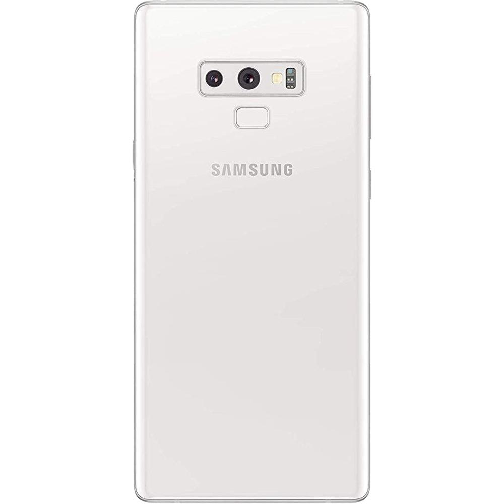 Galaxy Note 9 Dual Sim Fizic 128GB LTE 4G Alb Snapdragon 6GB RAM