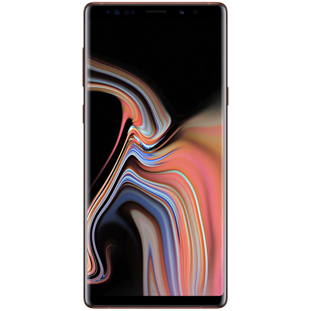 Galaxy Note 9  Dual Sim 128GB LTE 4G Maro Exynos 6GB RAM