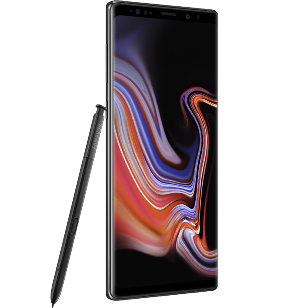 Galaxy Note 9 Dual Sim Fizic 128GB LTE 4G Negru Snapdragon 6GB RAM