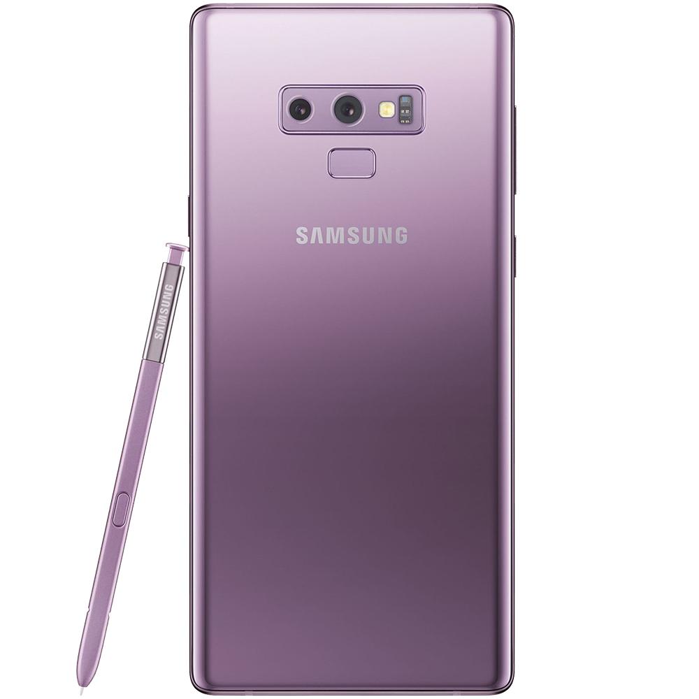Galaxy Note 9 Dual Sim 128GB Violet Exynos 6GB RAM