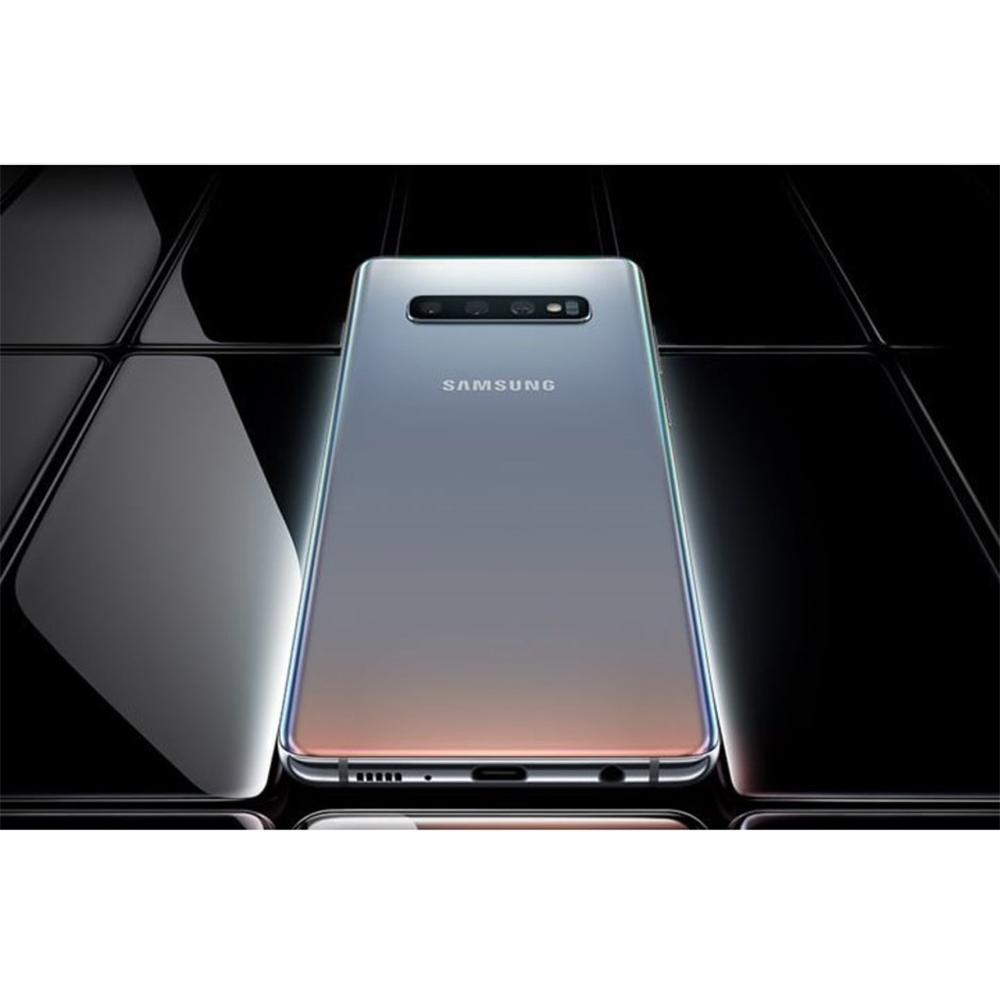 Galaxy S10 Dual Sim Fizic 128GB LTE 4G Argintiu Exynos 8GB RAM