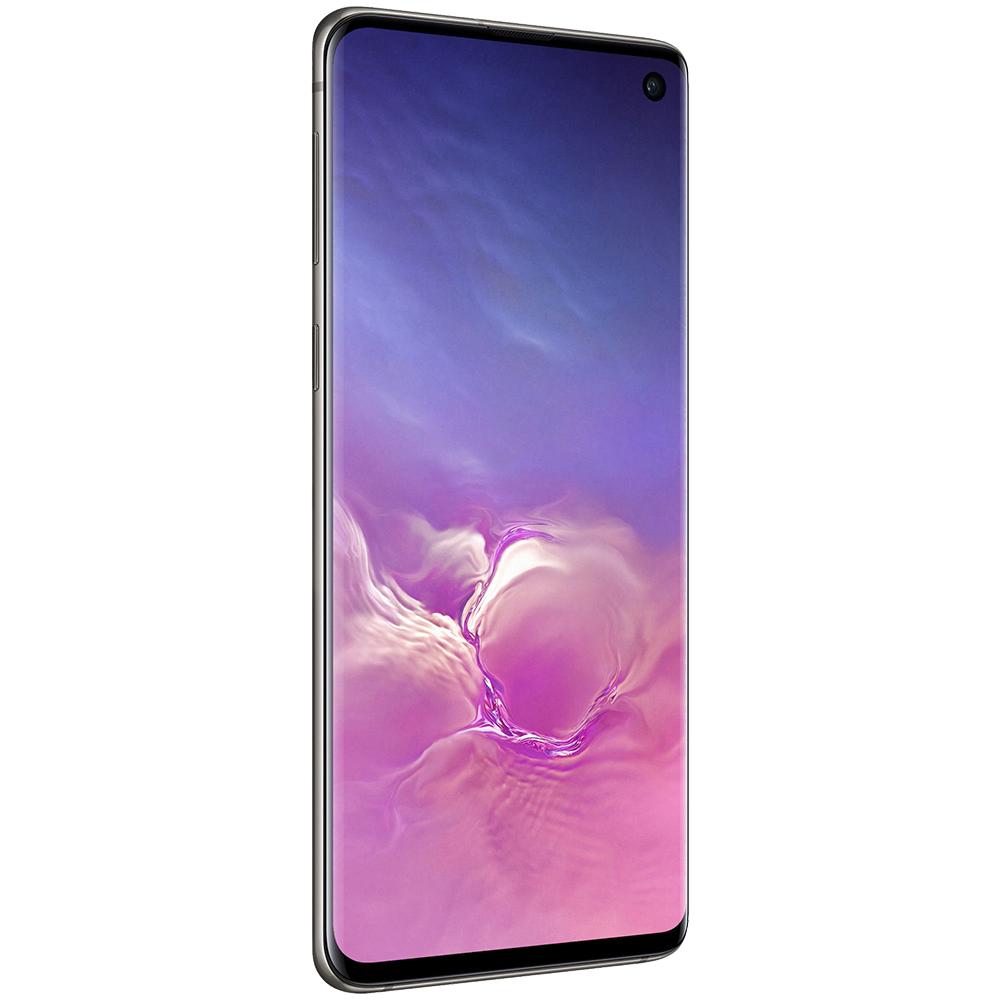 Galaxy S10 Dual Sim Fizic 128GB LTE 4G Negru Snapdragon 8GB RAM