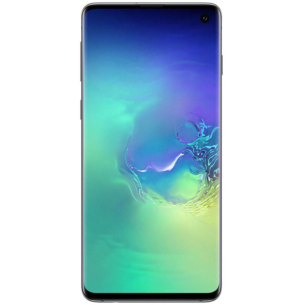 Galaxy S10 Dual Sim Fizic 128GB LTE 4G Verde Snapdragon 8GB RAM