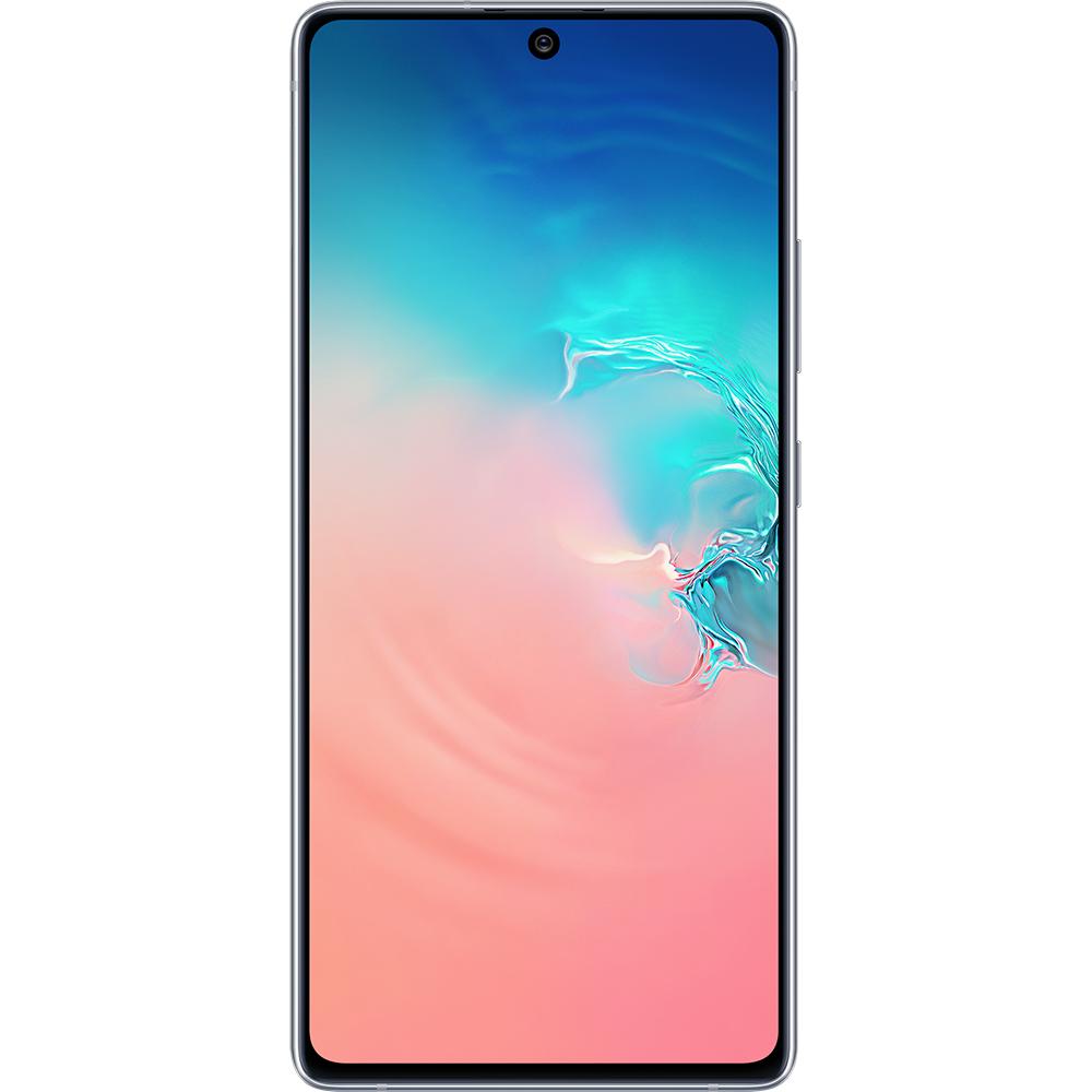Galaxy S10 Lite Dual Sim Fizic 128GB LTE 4G Alb Snapdragon 8GB RAM