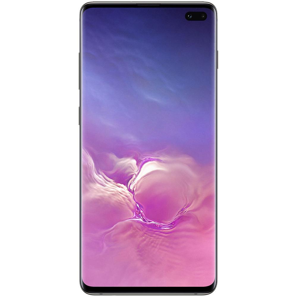 Galaxy S10 Plus Dual Sim Fizic 512GB LTE 4G Negru Ceramic Exynos 8GB RAM