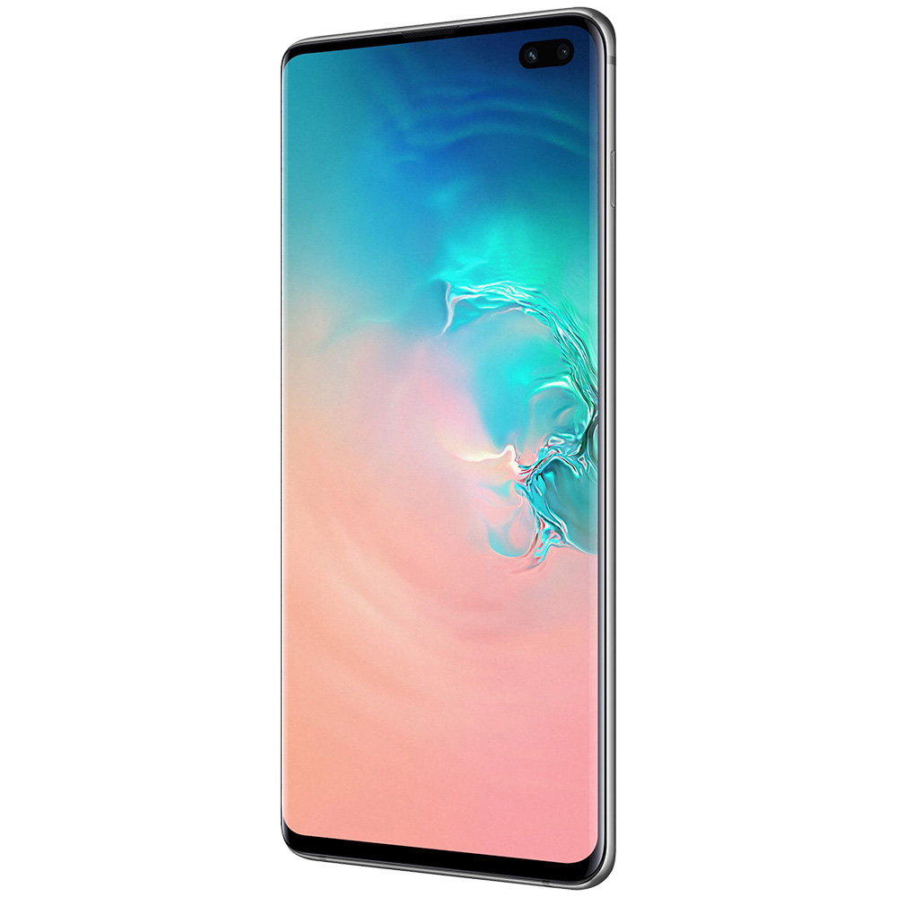 Galaxy S10 Plus Dual Sim 128GB LTE 4G Alb Exynos 8GB RAM