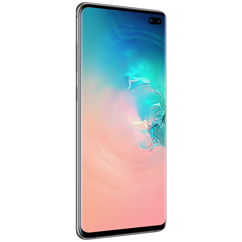 Galaxy S10 Plus Dual Sim 128GB LTE 4G Alb Snapdragon 8GB RAM