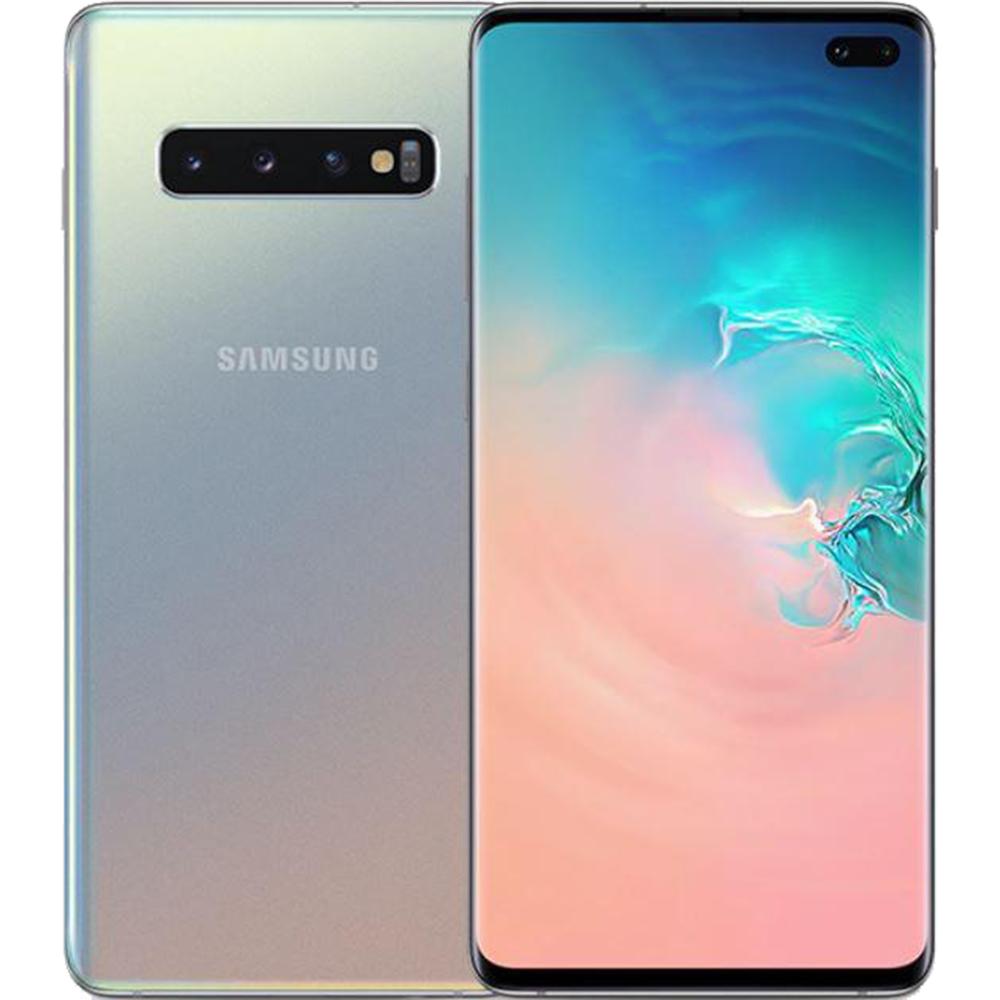 Galaxy S10 Plus Dual Sim 128GB LTE 4G Argintiu Snapdragon 8GB RAM