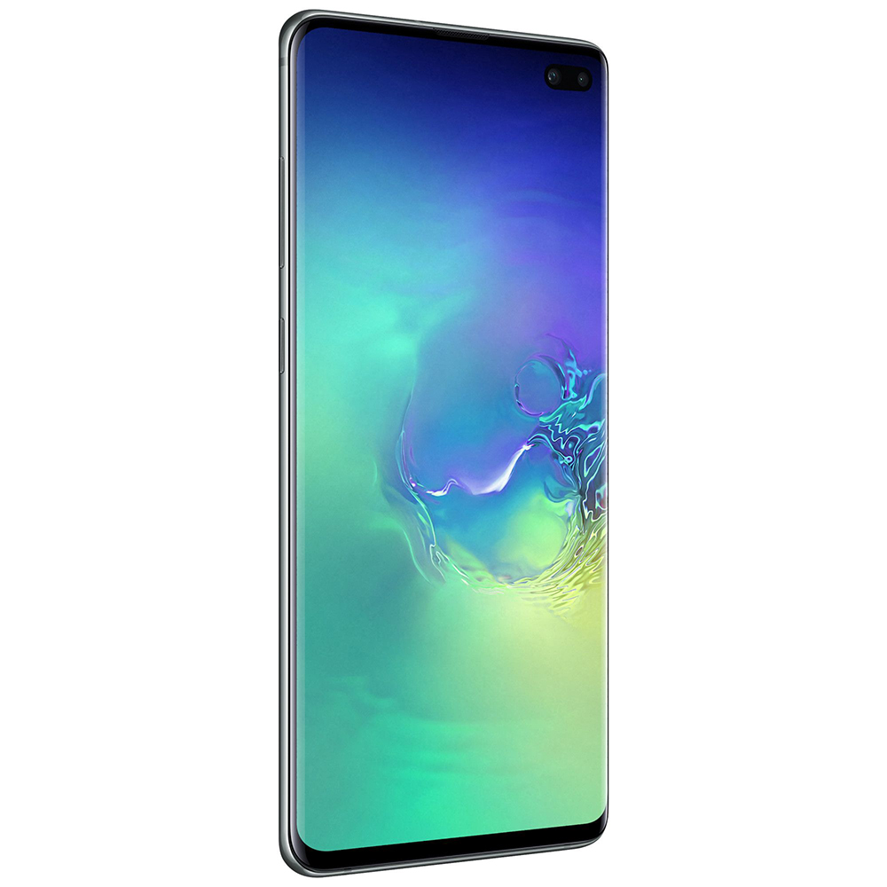 Galaxy S10 Plus Dual Sim 128GB LTE 4G Verde Snapdragon 8GB RAM