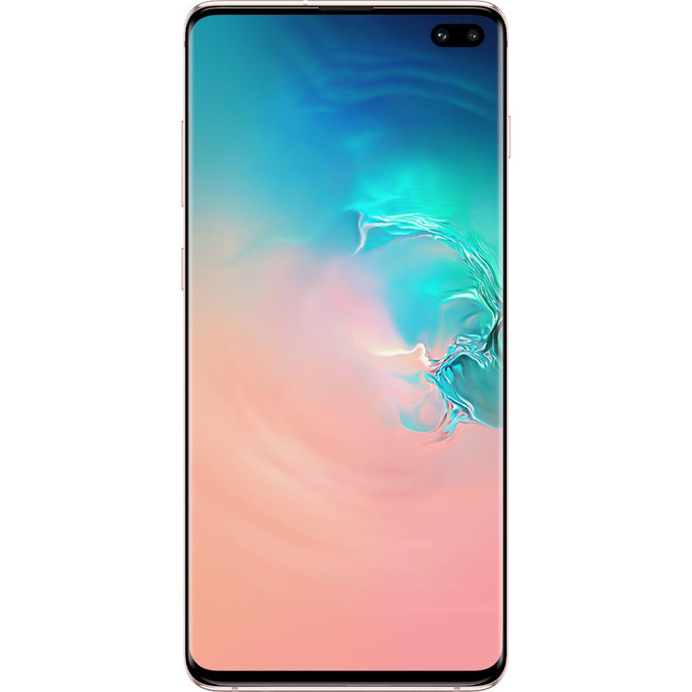 Galaxy S10 Plus Dual Sim 1TB LTE 4G Alb Ceramic Exynos 12GB RAM