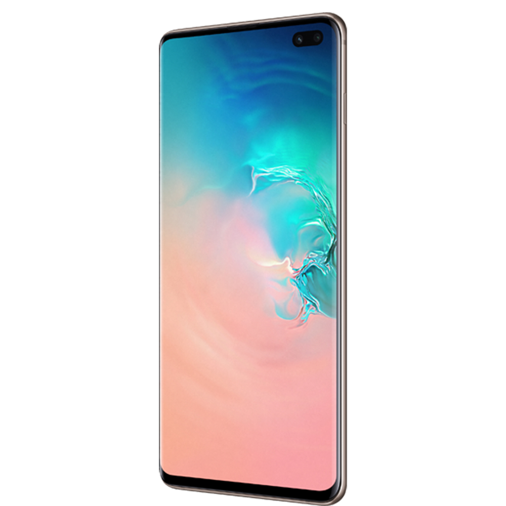Galaxy S10 Plus Dual Sim 1TB LTE 4G Alb Ceramic 12GB RAM