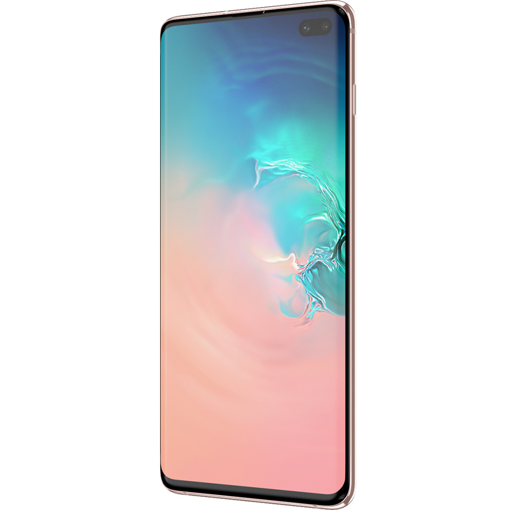 Galaxy S10 Plus  Dual Sim 512GB LTE 4G Alb Ceramic Exynos 8GB RAM