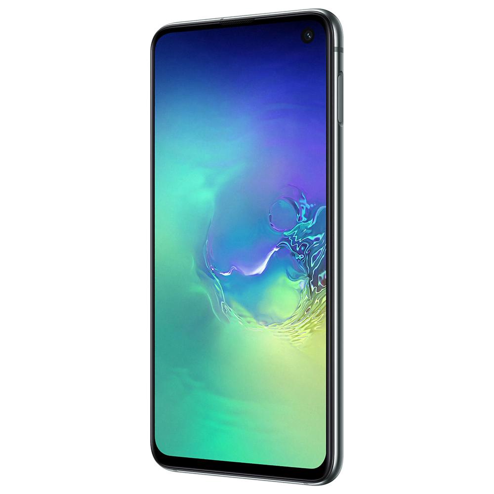 Galaxy S10E Dual Sim Fizic 128GB LTE 4G Verde Exynos 6GB RAM