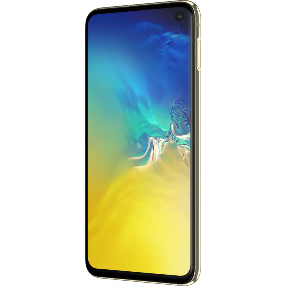 Galaxy S10E Dual Sim Fizic 128GB LTE 4G Galben Exynos 6GB RAM