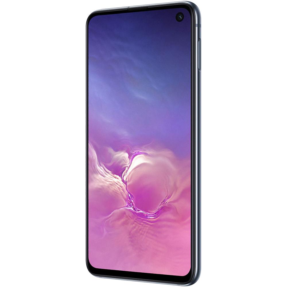 Galaxy S10E Dual Sim Fizic 128GB LTE 4G Negru Snapdragon 6GB RAM