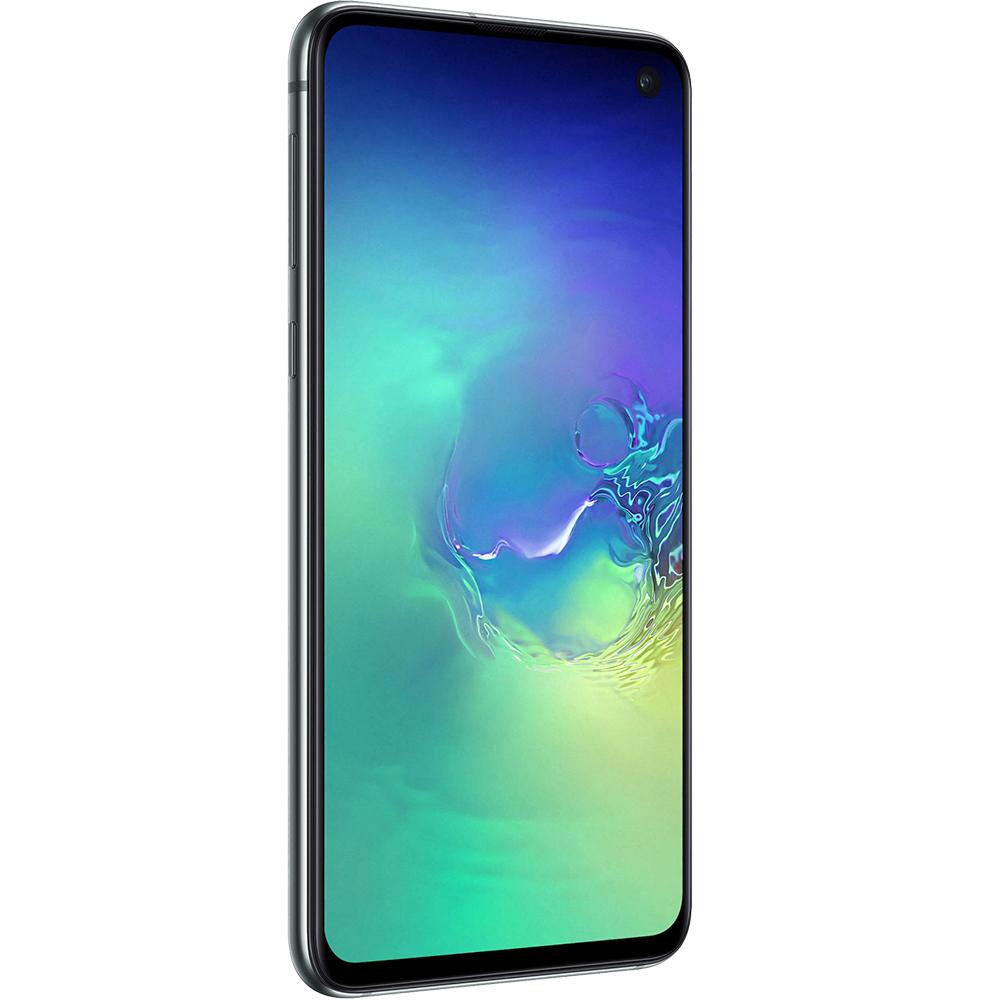 Galaxy S10E Dual Sim Fizic 128GB LTE 4G Verde Snapdragon 6GB RAM