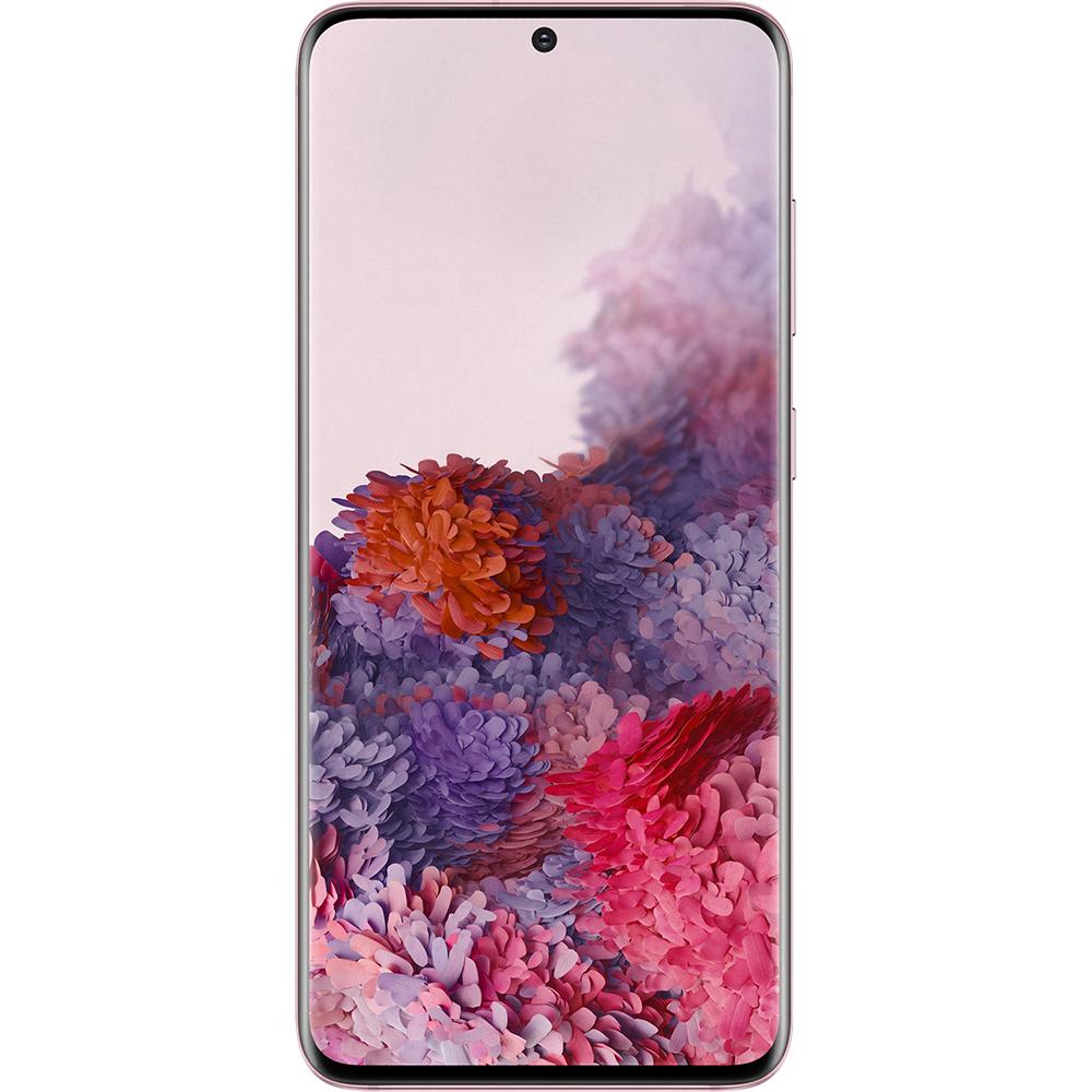 Galaxy S20 Dual Sim Hybrid 128GB 5G Roz Cloud Pink Exynos 12GB RAM