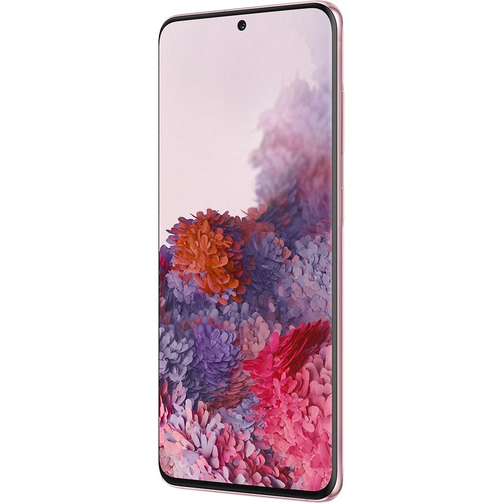 Galaxy S20 Dual Sim Hybrid 128GB LTE 4G Roz Cloud Pink Snapdragon 8GB RAM