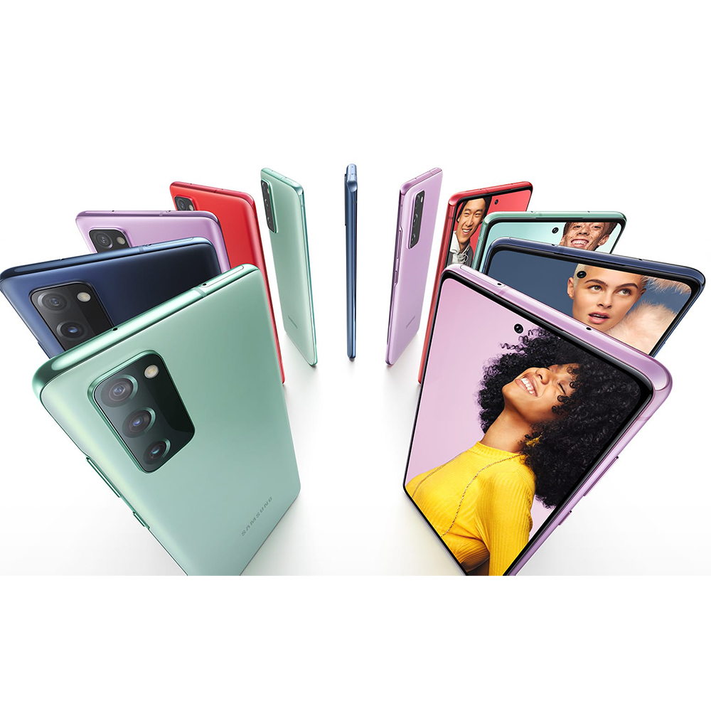 Galaxy S20 FE Dual Sim Fizic 128GB 5G Violet Cloud Lavender Snapdragon 8GB RAM