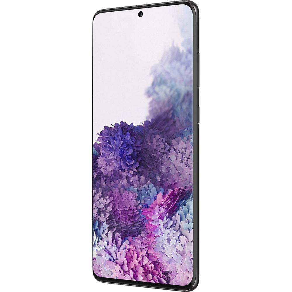 Galaxy S20 Plus Dual Sim Fizic 128GB 5G Negru Cosmic Black Snapdragon 12GB RAM