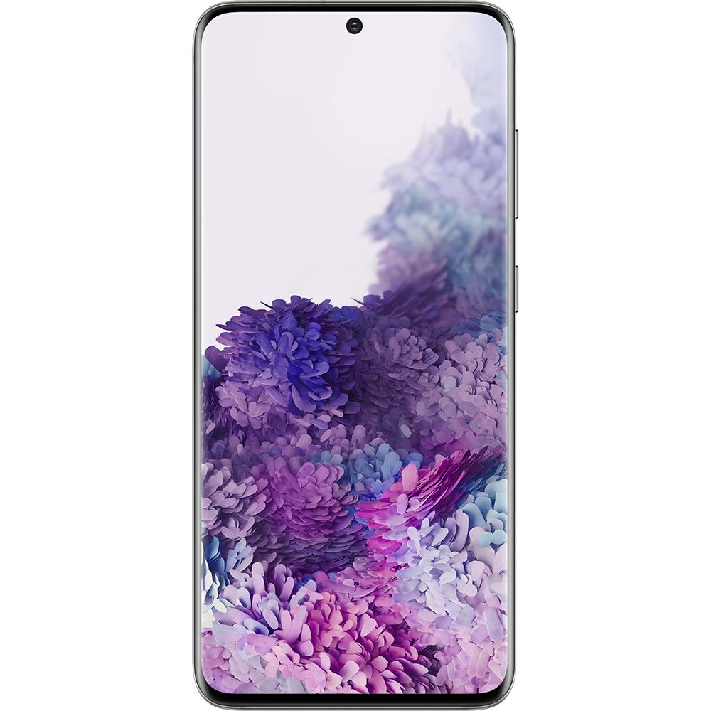Galaxy S20 Plus Dual Sim Hybrid 128GB 5G Alb Cloud White Exynos 12GB RAM