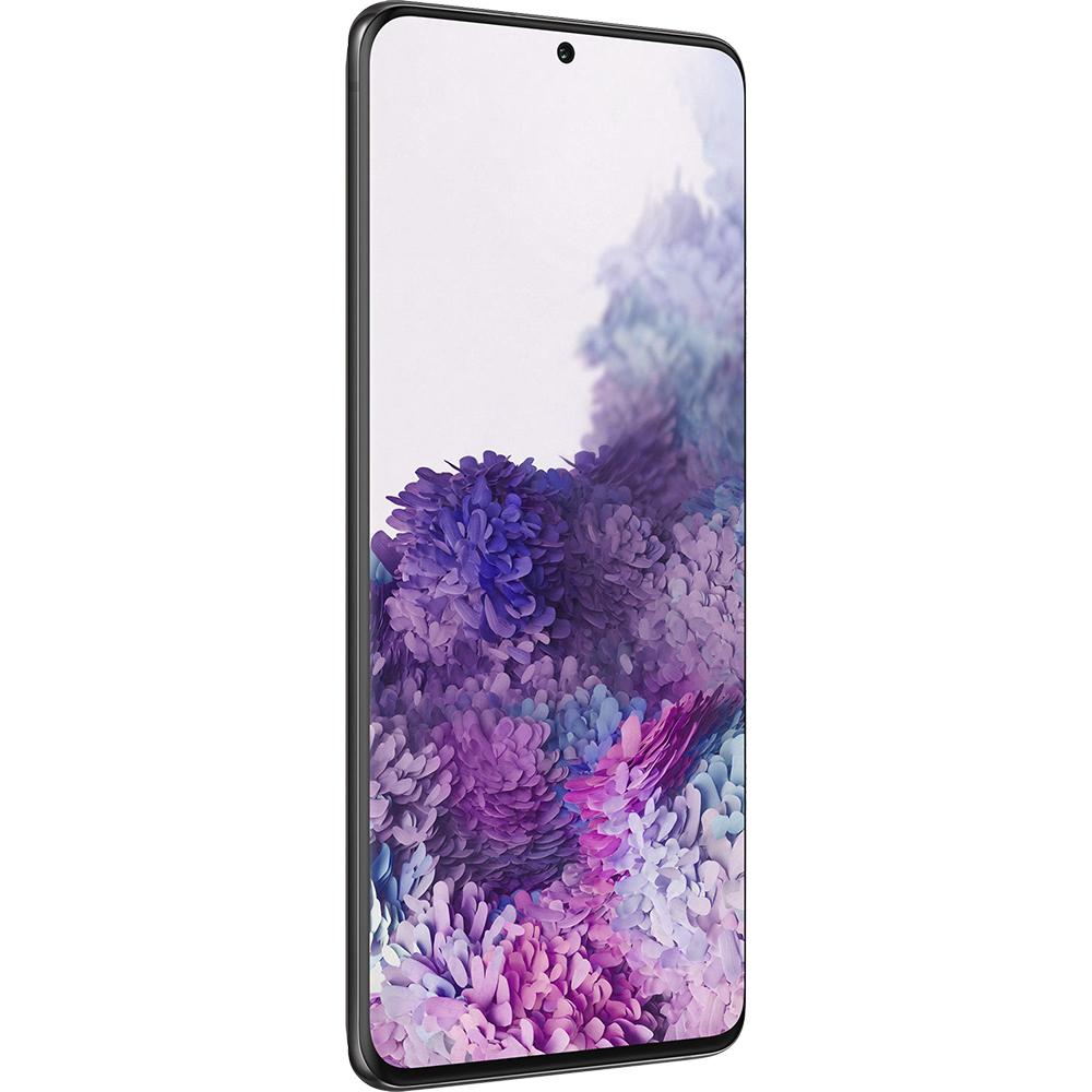 Galaxy S20 Plus Dual Sim Hybrid 128GB LTE 4G Negru Cosmic Black Snapdragon 8GB RAM