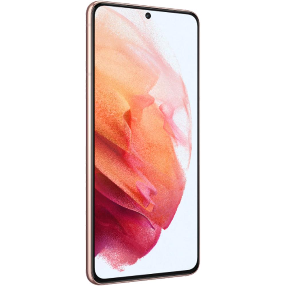 Galaxy S21 Dual Sim Fizic 256GB 5G Roz Phantom Pink Snapdragon 8GB RAM