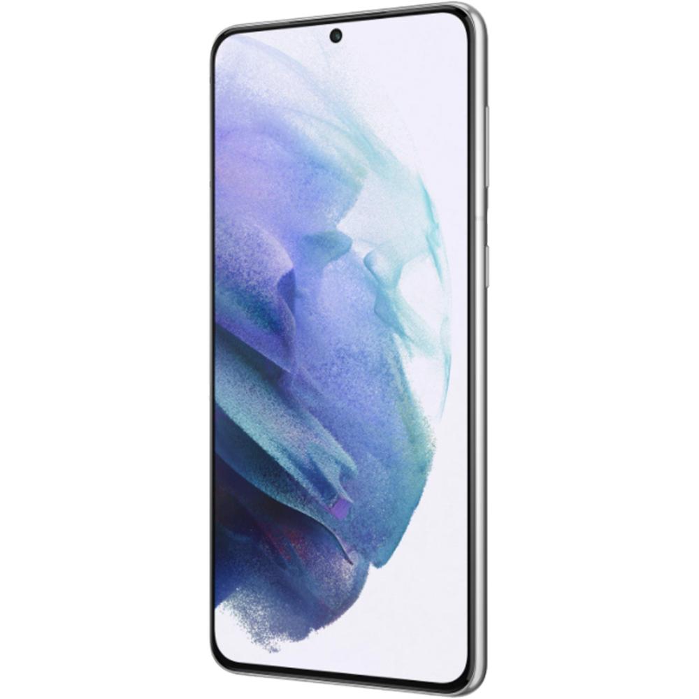 Galaxy S21 Plus Dual Sim Fizic 256GB 5G Argintiu Phantom Silver Snapdragon 8GB RAM