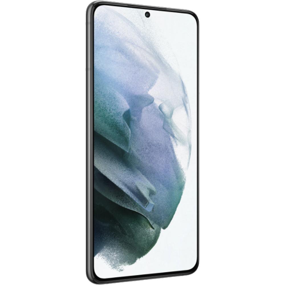Galaxy S21 Plus Dual Sim Fizic 256GB 5G Negru Phantom Black Snapdragon 8GB RAM