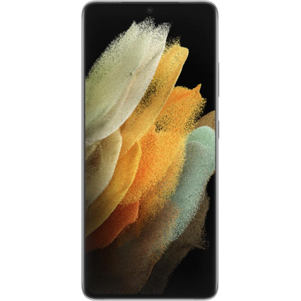 Galaxy S21 Ultra Dual Sim Fizic 512GB 5G Argintiu Phantom Silver Exynos 16GB RAM