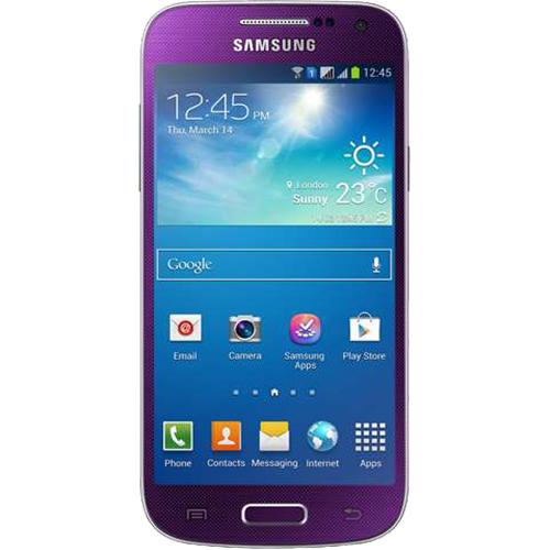 Galaxy s4 mini dualsim 3g violet i9192