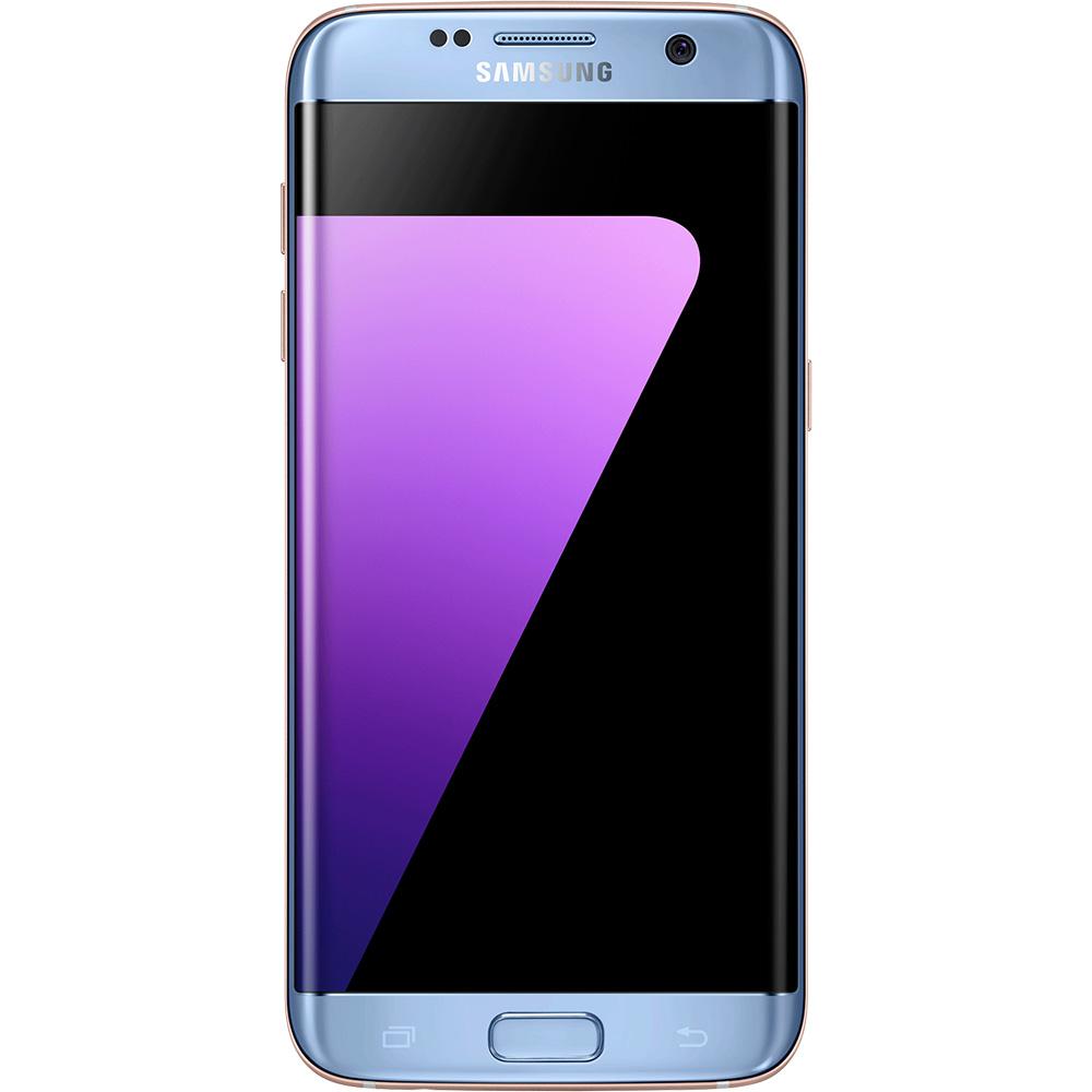 Galaxy S7 Edge 32GB LTE 4G Albastru 4GB RAM